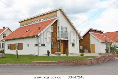 Modern Architect Villa