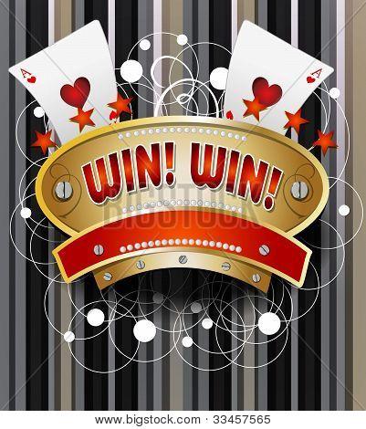 Gamble Emblem
