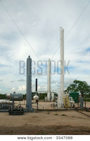 Gas Field Collection
