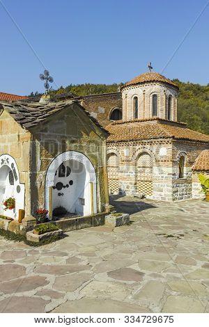 Medieval Lopushna Monastery Of Saint John The Forerunner, Montana Province, Bulgaria