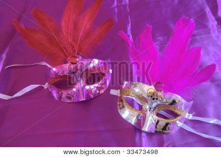 Carnevale rosa