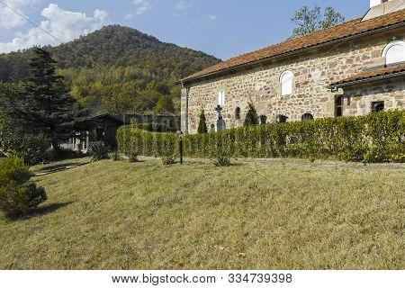 Medieval Chiprovtsi Monastery Dedicated To Saint John Of Rila, Montana Province, Bulgaria