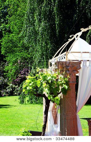 Garden Wedding Canopy Or Bower
