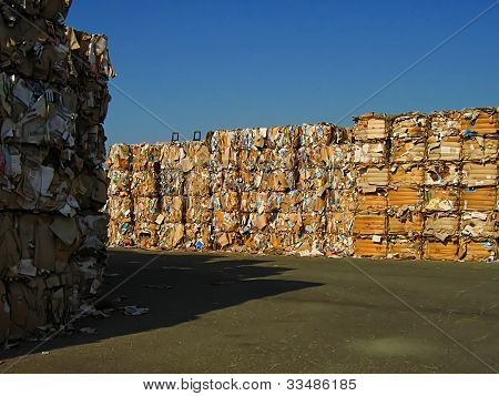 Paper Bales