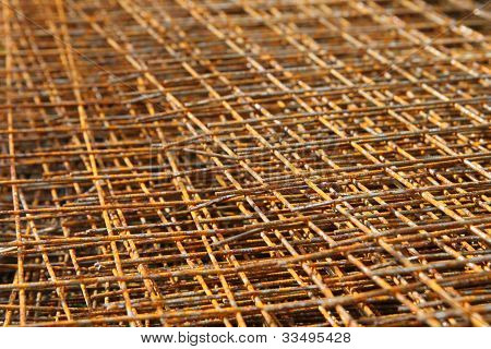 Netting Rusty
