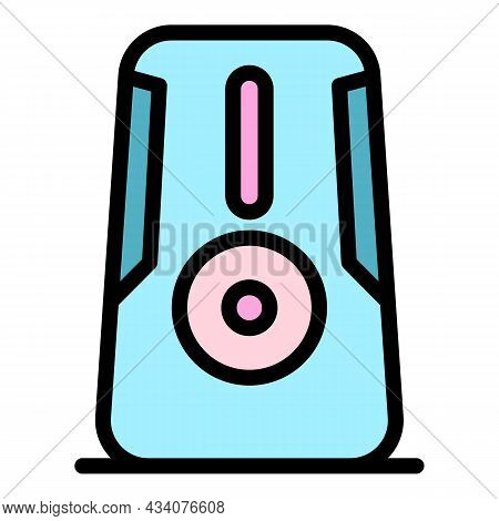 Clean Air Freshener Icon. Outline Clean Air Freshener Vector Icon Color Flat Isolated
