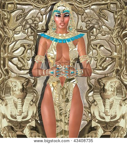 The Goddess Of Light