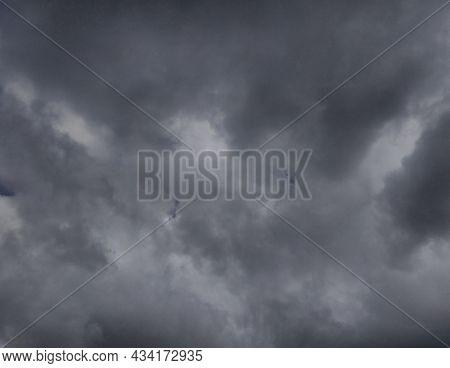 The Sky Is Overcast, Thunderclouds, Before The Rain, Autumn Rain, Summer Rain.