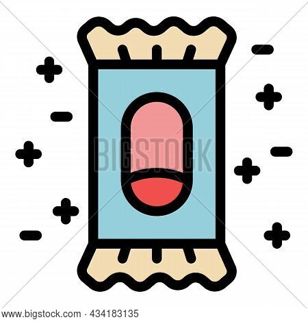Antiseptic Icon. Outline Antiseptic Vector Icon Color Flat Isolated