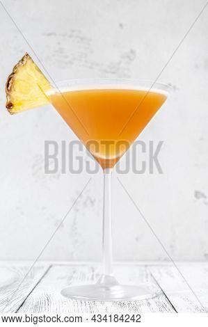 Glass Of Bahamas Daiquiri