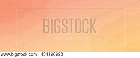 Abstract Fluid Shapes Modern Gradient Background Combined Pastel Colors. Trendy Template For Brochur