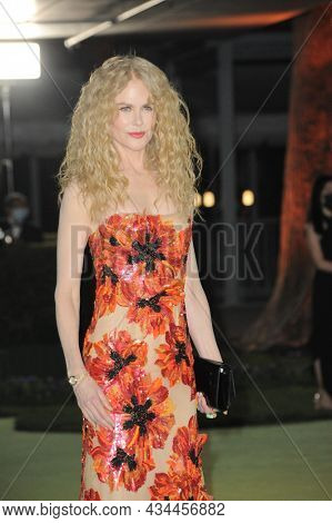 Nicole Kidman at the Academy Museum of Motion Pictures Opening Gala held at the Academy Museum of Motion Pictures in Los Angeles, USA on September 25, 2021.