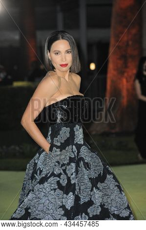 Jurnee Smollett at the Academy Museum of Motion Pictures Opening Gala held at the Academy Museum of Motion Pictures in Los Angeles, USA on September 25, 2021.