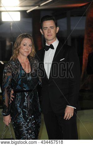 Colin Hanks at the Academy Museum of Motion Pictures Opening Gala held at the Academy Museum of Motion Pictures in Los Angeles, USA on September 25, 2021.