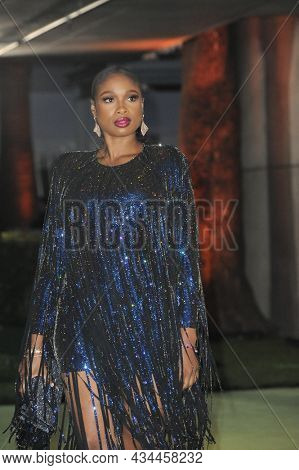 Jennifer Hudson at the Academy Museum of Motion Pictures Opening Gala held at the Academy Museum of Motion Pictures in Los Angeles, USA on September 25, 2021.