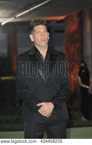 Jon Bernthal at the Academy Museum of Motion Pictures Opening Gala held at the Academy Museum of Motion Pictures in Los Angeles, USA on September 25, 2021.