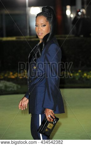 Regina King at the Academy Museum of Motion Pictures Opening Gala held in Los Angeles, USA on September 25, 2021.