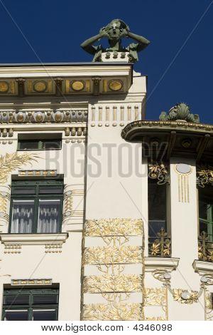 Viennese Architecture Art Nouveau, Otto Wagner