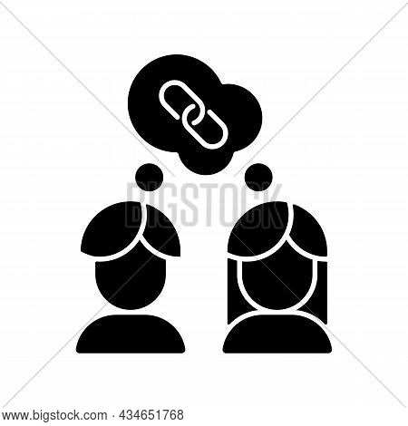 Understanding Other Options Black Glyph Icon. Emotional Intelligence. Critical Thinking. Ability To