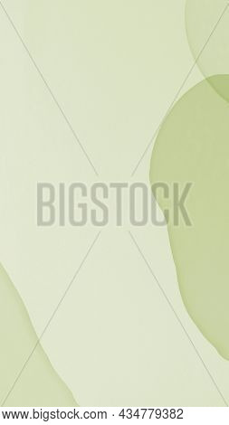 Abstract pastel green watercolor texture wallpaper background
