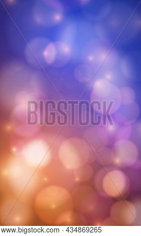 Colored Abstract Blurred  Glitter Background Layout Design Can Be Use For Background Concept Or Fest
