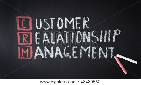 Customer Realtionship Management