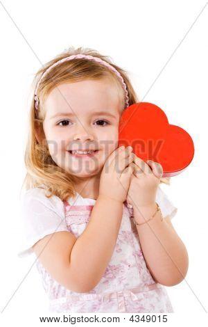 Happy Valentines Girl
