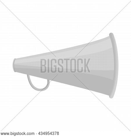 Vector Design Of Loud And Megaphone Symbol. Web Element Of Loud And Shout Stock Vector Illustration.