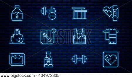 Set Line Heart Rate, Towel On Hanger, Uneven Bars, Fitness App, Broken Weight, Sports Nutrition, Swe