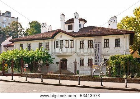 The Serbian Palace