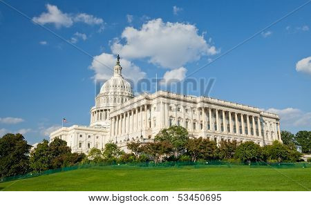 The United States Capitol Building