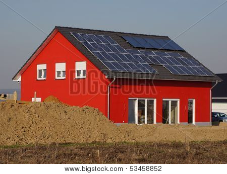 New red house