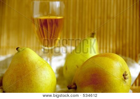 Drink And Pears Iv