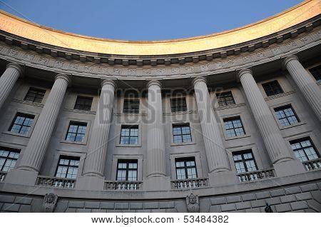 The Reagan Building