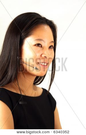 Asian Customer Service
