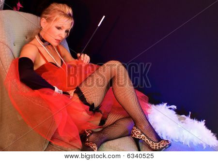 Sexy Mrs Claus  Full Body