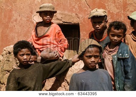 Malagasy Young Boys