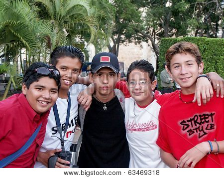 Mexican Youth
