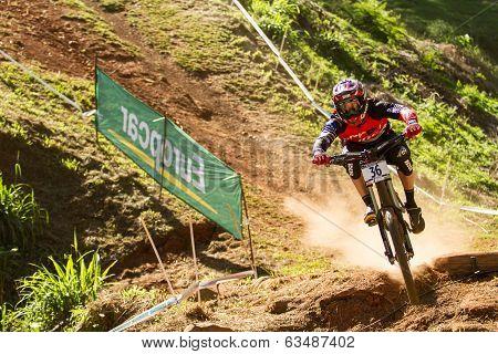 Speed over rocks
