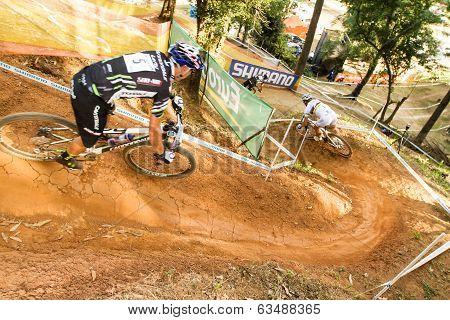 Racing Corkscrew