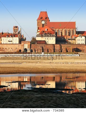 Cathedral of Saints Johns in Torun