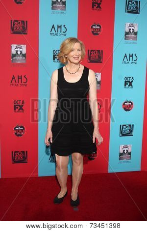 LOS ANGELES - OCT 5:  Frances Conroy at the