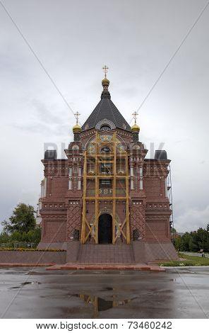 Church of Saint Alexander Nevskiy. Suzdal, Golden Ring of Russia.