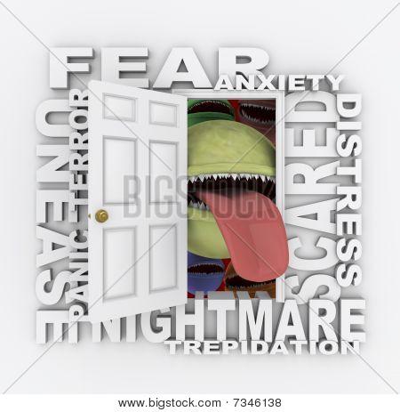 Opening The Door To Your Fears