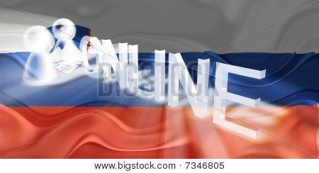 Flag Of Slovenia Wavy Online