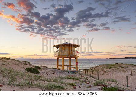 Wanda Beach Lookout Tower