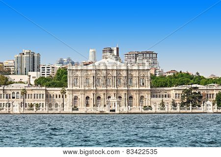 Dolmabahce Palace, Istanbul