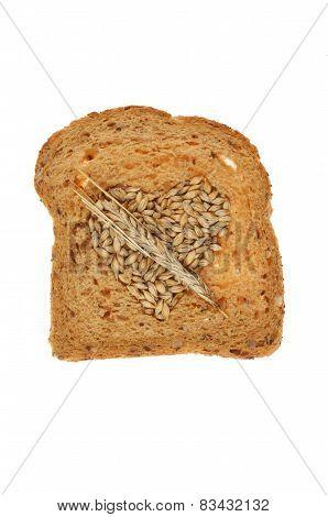 Barley In Bread