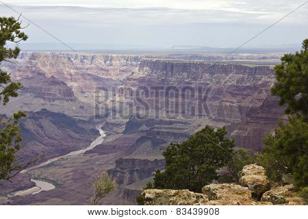 Grand Canyon National Park, and colorado river