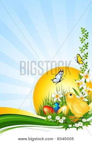 Background Easter